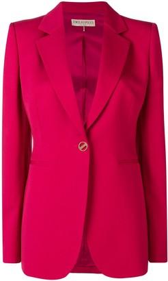 Emilio Pucci Pink Single-breasted Blazer