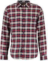 Dockers Slim Fit Shirt Knox/oxblood Red