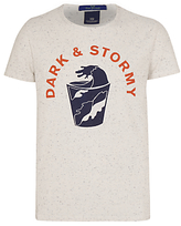 Scotch & Soda Print T-shirt, Kit