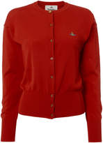 Vivienne Westwood Classic Cardigan Red Size XS