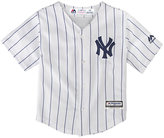 Majestic Babies' New York Yankees Replica Jersey