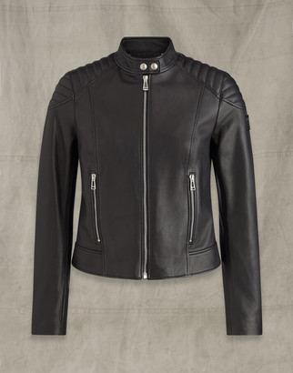 Belstaff MOLLISON JACKET Black UK 8 /