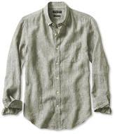 Banana Republic Camden-Fit Linen Shirt