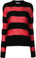 McQ striped jumper