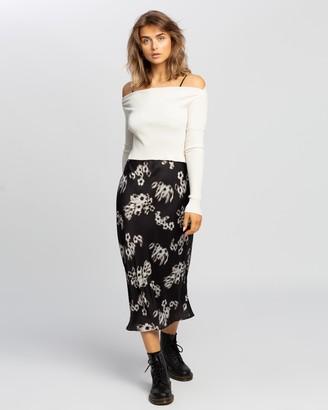 AllSaints Hera Jasmine Dress