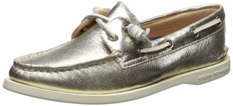 Sperry Women's A/O Vida Metallic Boat Shoe