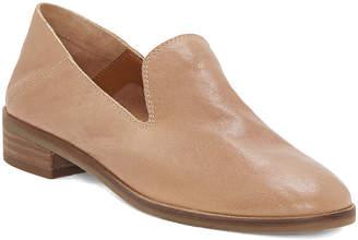 Lucky Brand Women's Loafers BEECHWOOD - Beechwood Cahill Leather Flat - Women