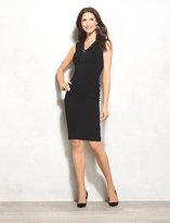 dressbarn BEYOND by Ashley Graham Lace-Up Dress