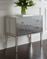 Horchow Candice Olson Blakely Mirrored Chest