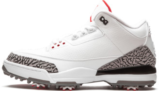 Jordan 3 Golf Shoes - 12