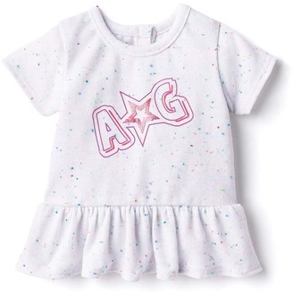 Truly Me American Girl Peplum T-Shirt Star