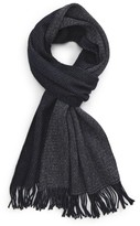 BOSS Men's Albas Wool Scarf