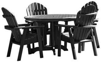 Hamilton 5pc Round Dining Set - Highwood