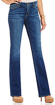 Joe's Jeans Amina Honey Mid-Rise Bootcut Jeans