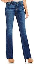 Joe's Jeans Amina Honey Mid-Rise Bootcut Jeans