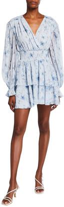 Bardot Malina Floral-Print Dress