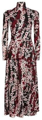 Max & Co. Floral Midi Dress