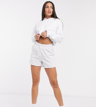 ASOS 4505 Tall sweat short in grey marl