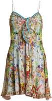 Camilla Miranda's Diary silk dress