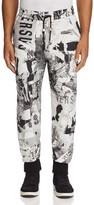 Versace Printed Jogger Pants