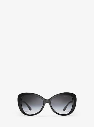 Michael Kors Positano Sunglasses - Black