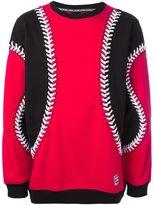 Kokon To Zai 'Baseball' sweatshirt - unisex - Cotton - M