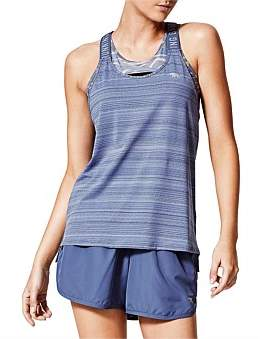 Running Bare Cosmic Workout Tank