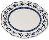 Fitz & Floyd Earthenware Bristol Serving Platter