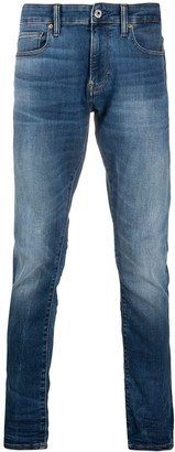 G Star Revend low rise skinny jeans