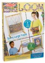 Melissa & Doug Girl's Wooden Multi-Craft Weaving Loom
