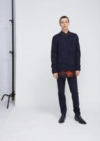 Dries Van Noten Navy Tivio Sweater