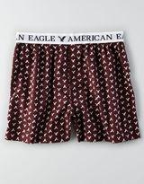 American Eagle AEO Icon Poplin Boxer