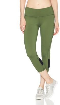 Starter Women's Mesh-Insert Leggings Pants Prime Exclusive