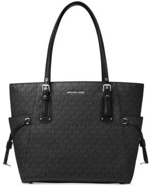 Michael Kors Michael Voyager East West Signature Tote