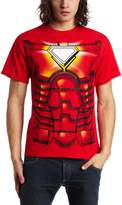 Marvel Iron Man Mens Costume T-Shirt | XL