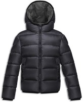 Moncler Boys' Hooded Down Puffer Jacket - Big Kid