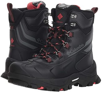 Columbia Bugaboot Plus IV Omni-Heat (Black/Sunset Red) Women's Cold Weather Boots