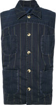 Vivienne Westwood Man - 'Gig' waistcoat - men - Cotton/Polyester - 48