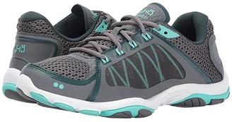Ryka Influence 2.5 (Slate Grey/Rich Teal/Sunlight Teal) Women's Shoes