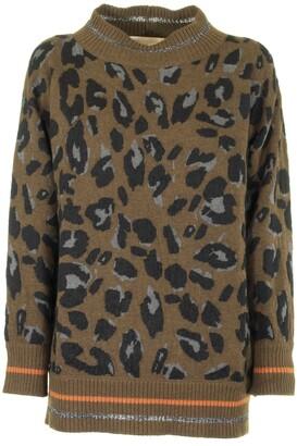 Fabiana Filippi Crew-neck Wool And Cashmere Pullover