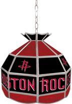 """Houston Rockets 16"""" Tiffany-Style Lamp"""