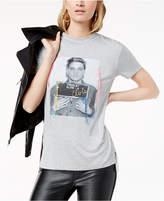 True Vintage Elvis Graphic Tassel-Detail T-Shirt