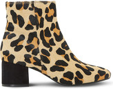 Dune Packham leather ankle boots