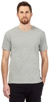 Calvin Klein Grey Logo Pyjama T-shirt