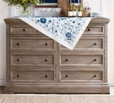 Pottery Barn Banks Buffet, Grey