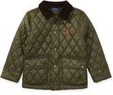 Ralph Lauren 2-7 Quilted Barn Jacket