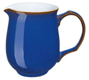 Denby Imperial Blue Small Milk Jug, Blue, 330ml