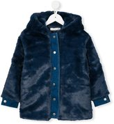 Stella McCartney 'Treasure' faux fur coat