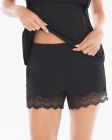 Soma Intimates Lace Trim Pajama Shorts