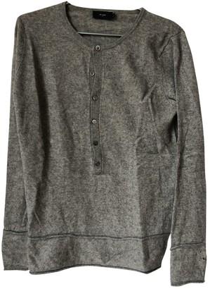 Et Vous Grey Cashmere Knitwear for Women